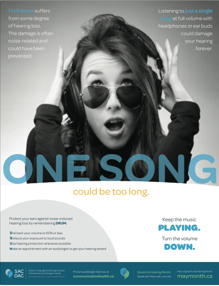 One Song Poster