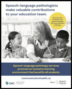 S-LPs in Schools Poster